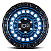 BLACK RHINO Sentinel COBALT BLUE W/ BLACK EDGE, фото 2