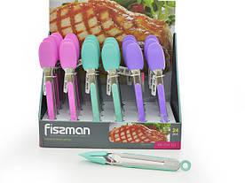 Щипцы кухонные Fissman PR-7717-TG 23 см