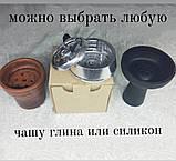 КАЛЬЯН AMY DELUXE 3 D синий, фото 3