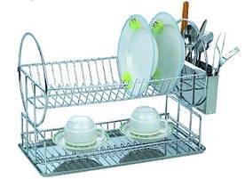 Сушилка для посуды Empire М-9787 33х22.7 см