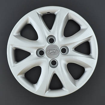 Колпаки R14 Hyundai под болты (разболтовка 4*100) A119 (эмблема пластиковая)