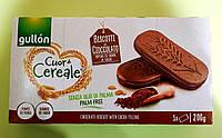 Печенье Gullon с шоколадным кремом 200 г, фото 1