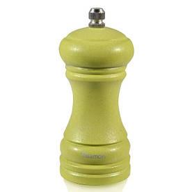Мельница для перца 10 см зеленая Fissman 8201