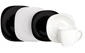 Столовый сервиз Carine Black&White 30 пр LUMINARC N1500