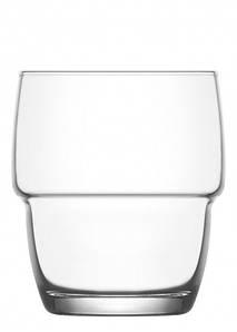 Набор низких стаканов 285 мл 6 шт Galata LAV 31-146-327