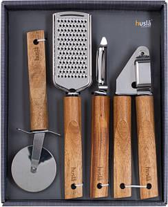 Кухонный набор 4 предмета Husla 73957