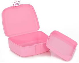Ланч-бокс 7х17х13 см Viva Pink Herevin XB-161278-008