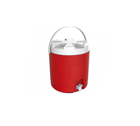 Термос диспенсер для разлива напитков 18 л красный Kale Mazhura MZ-1012-RED