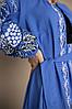 """Платье с вышивкой в стиле """"Петраковка"""", фото 5"""