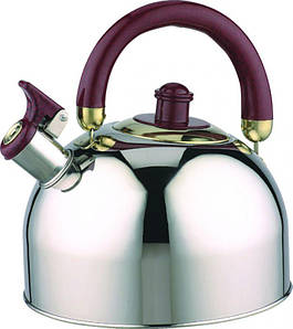 Чайник со свистком 2,5 л Martex 26-37-017