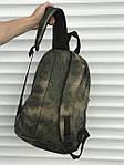 Мужской спортиный рюкзак пятнистый, фото 4