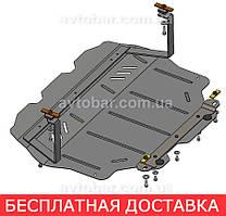 Защита двигателя Volkswagen Caddy WeBasto (с 2018--) Кольчуга
