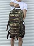Качественный военный рюкзак 35 л., фото 2