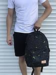 Серый спортивный рюкзак, фото 3