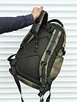 Качественный тактический рюкзак (40 л) камуфляж, фото 3
