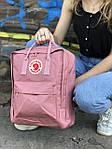 Роовый рюкзак Fjallraven Kanken, фото 3