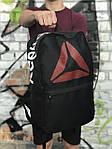 Спортивный рюкзак для школы и спорта Reebok, фото 6