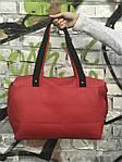 Спортивная сумка Puma Ferrari, красная, фото 4