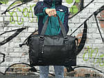 Мужская спортивная сумка из кожи, фото 2