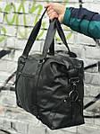 Мужская спортивная сумка из кожи, фото 4