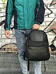 Качественный кожаный рюкзак для школы и спорта, Calvin Klein, фото 6