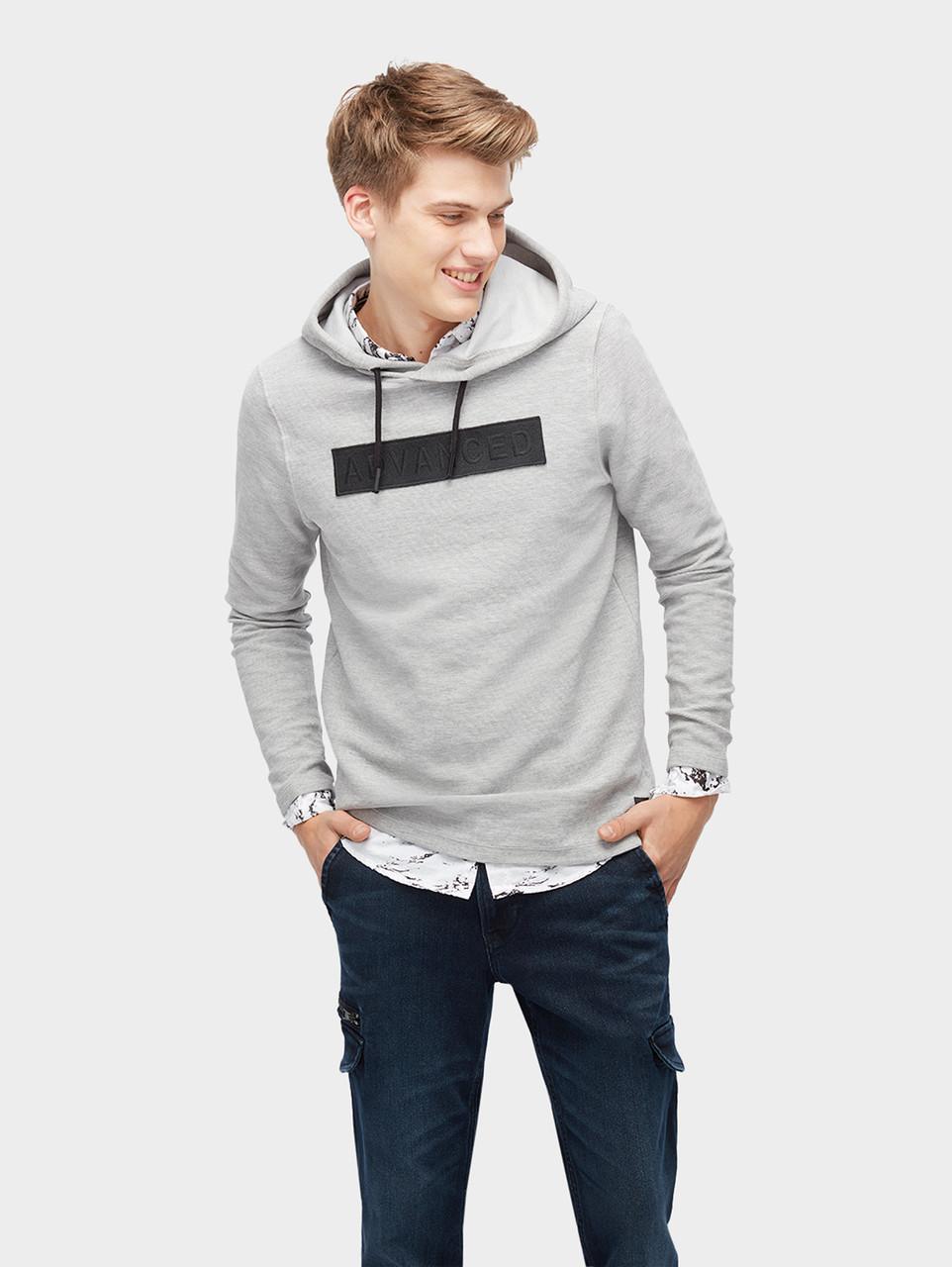 Худи Tom Tailor 25551320012 L Серый