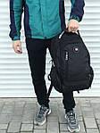 Поаседневный качественный рюкзак Swissgear, черный, фото 2