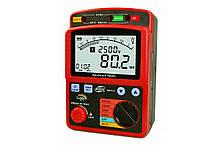 Мегаомметр Benetech GM3123 измеритель сопротивления изоляции до 100 ГОм Цена С НДС