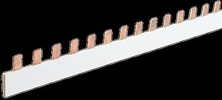Шина соединительная типа PIN (штырь) 1Р 100А (1м) IEK, фото 2