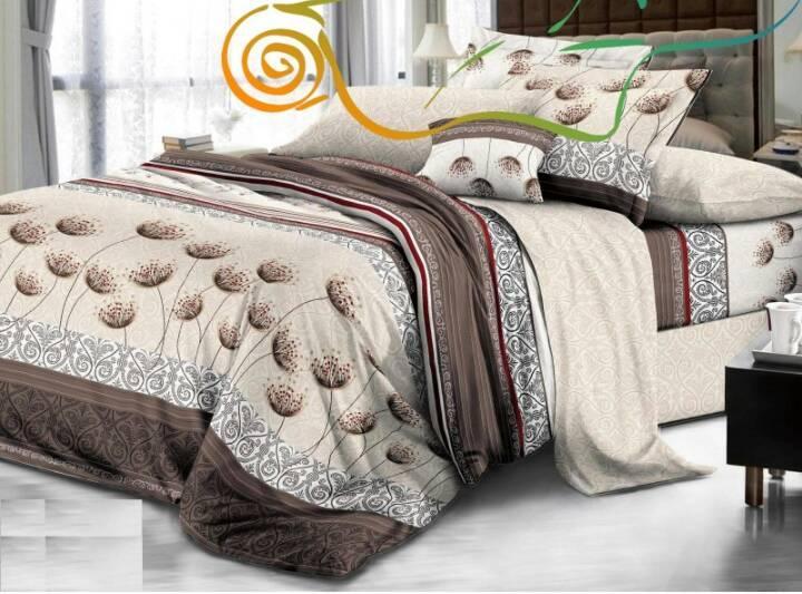 Комплект постельного белья семейка - Укроп