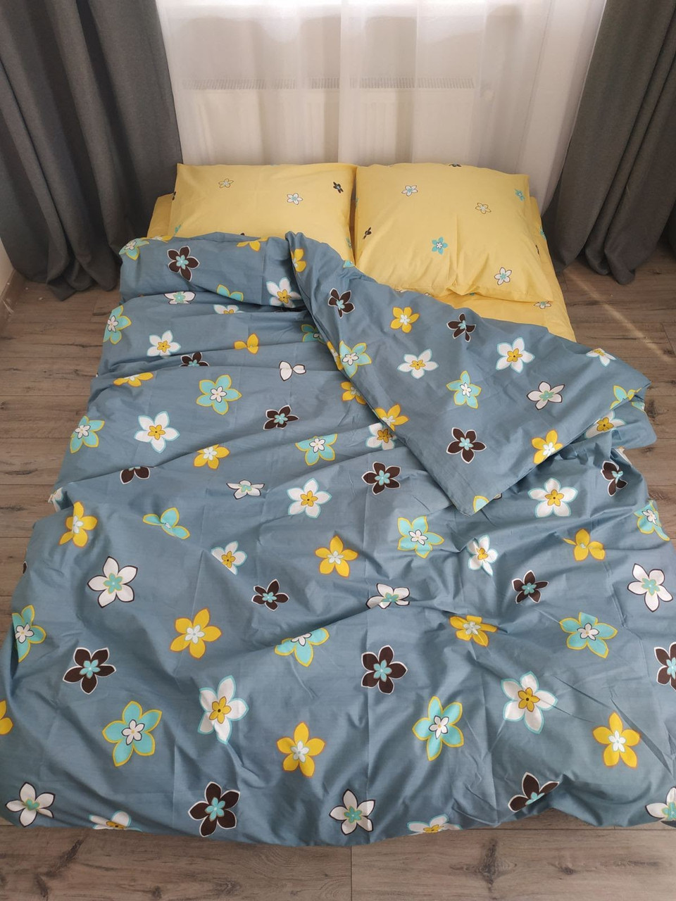 Отличное постельное белье двойка