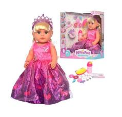 Кукла-принцесса с бутылочкой и аксессуарами  BLS007C-S-UA