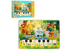 Развивающий интерактивный планшет Зоопарк Limo Toy M 3812