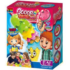 Веселая настольная игра для детей Kingso Toys Scoop Stack Up HC314617