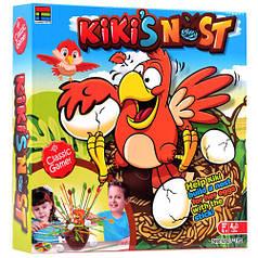 Развивающая настольная игра для детей Kingso Toys Гнездо Кики  HC314631