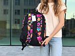 Женский спортивный рюкзак, цветной, фото 3