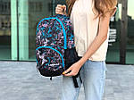 Женский спортивный рюкзак с бабочками, фото 2