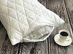 Подушка для сну холлофайбер 70 х 50, фото 3