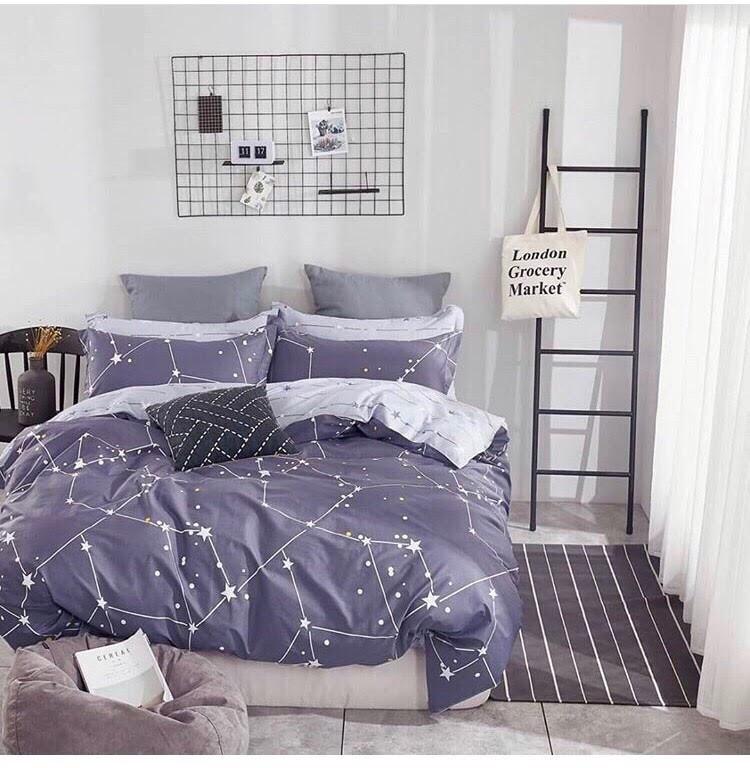 Двухспальный комплект постельного белья, зодиак