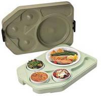 Комплектующие для термоподносов : Термоподнос Euronorm без посуды и крышек