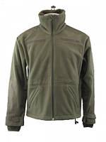 Miltec куртка флисовая ветрозащитная олива, фото 1