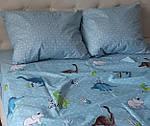 Комплект постельного белья динозаврики, фото 2