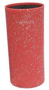 Подставка для ножей Bohmann BH-6166-red