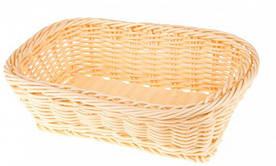 Плетенная корзинка для хлеба 250*200 мм пластик Empire М-9789