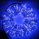 Гирлянда Дюралайт светодиодный шланг,RGB круглый 100 метров  220вт, фото 4