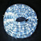 Гирлянда Дюралайт светодиодный шланг,RGB круглый 100 метров  220вт, фото 5