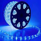 Гирлянда Дюралайт светодиодный шланг,RGB круглый 100 метров  220вт, фото 7
