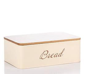 Хлебница с крышкой-разделочной доской Krauff 29-262-004