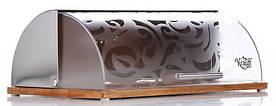 Металева хлібник Krauff 29-262-001