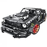 """Конструктор Lepin Technic 23009 """"Ford Mustang Hoonicorn V2"""" с мотором, фото 6"""